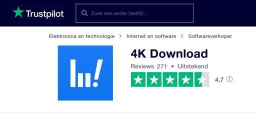 4k downloader betrouwbaarheid en oordeel