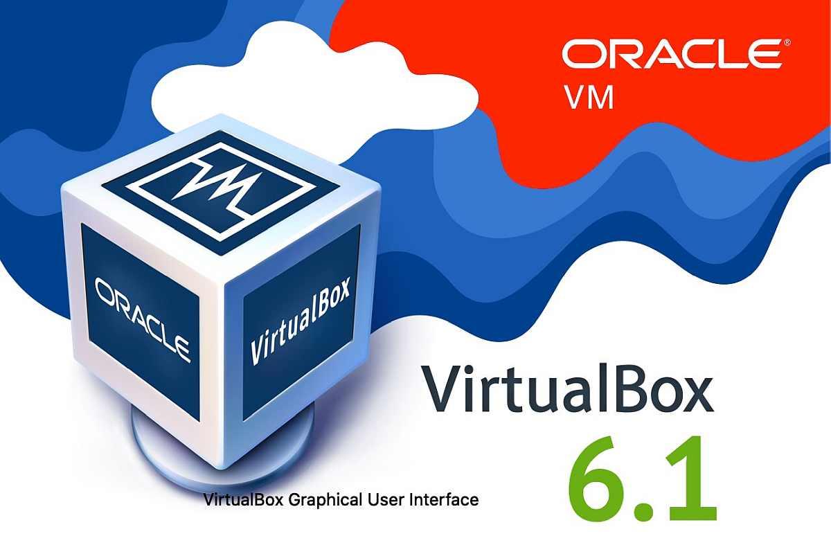 Virtualbox 6.1 screenshot