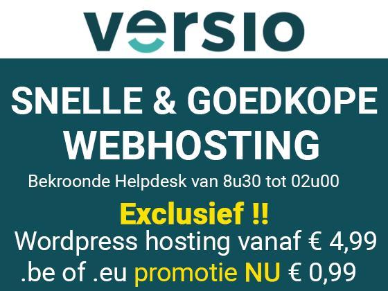 promotie coupon hosting versio
