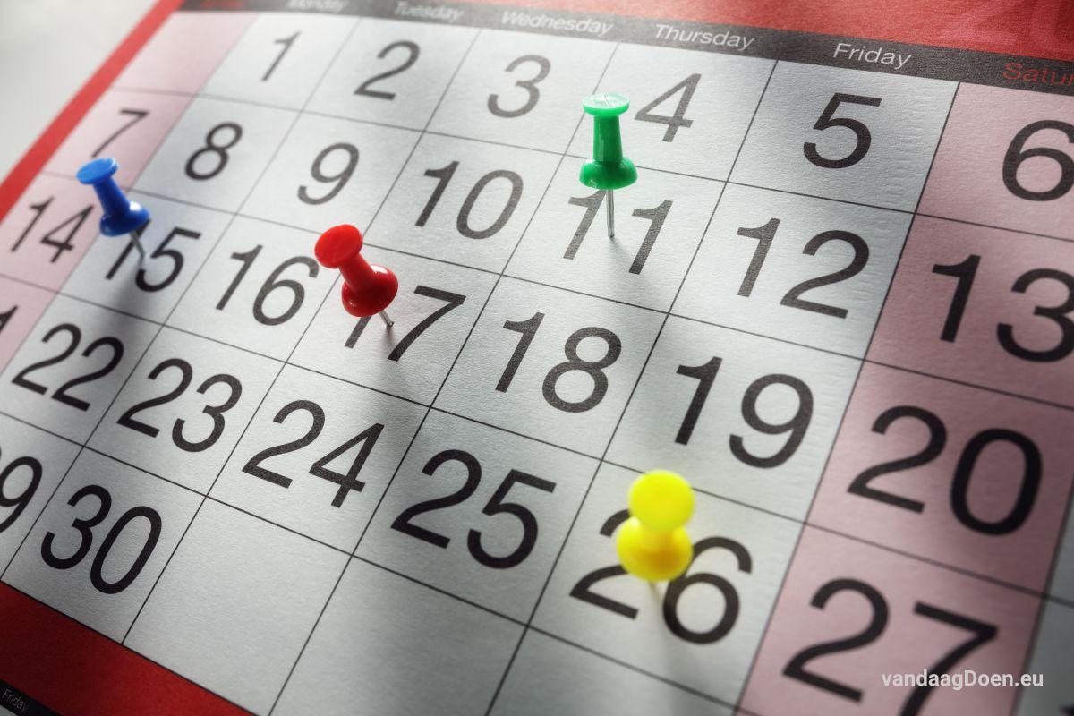 gemakkelijk datum plannen met vrienden